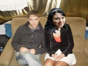 Рядом с Белоусовым