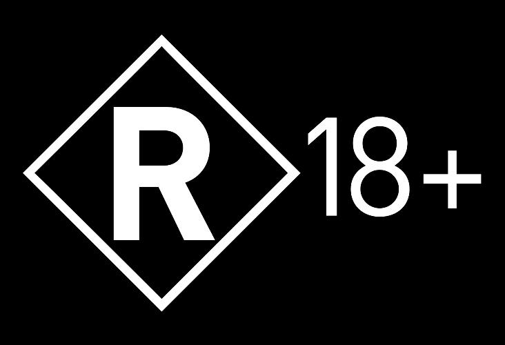 Категория 18+