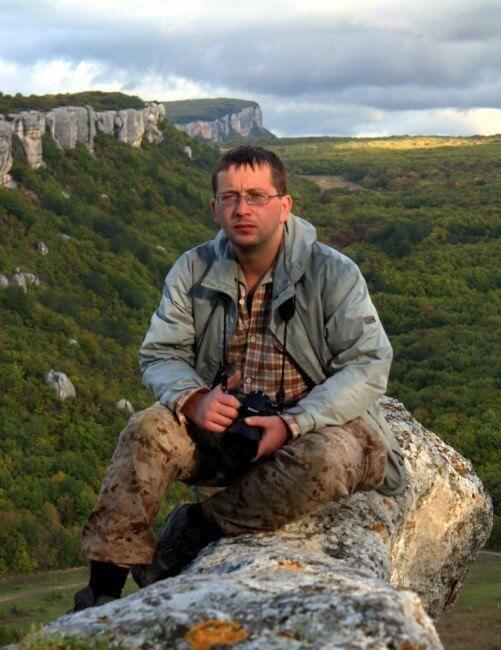 Сергей в Крыму