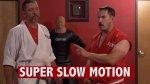 Невероятная скорость, 100 ударов в секунду в замедленной съёмке