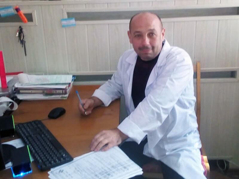 ветеринар в Александрии Юськив